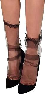 sheer tulle socks