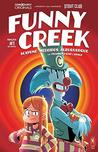 Funny Creek (comiXology Originals) #1 (of 5)