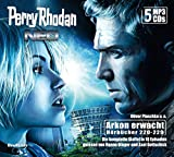 Perry Rhodan Neo Episoden 220-229 (5 MP3-CDs): Staffel: Arkon erwacht