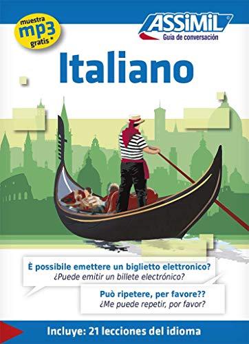 Italiano guia conversacion (+mp3): 1 (Guide di conversazione)