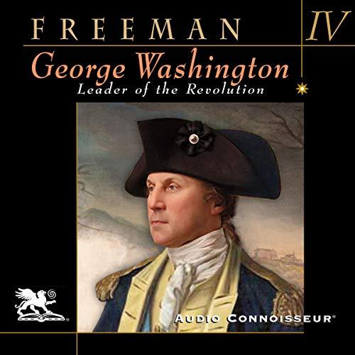 George Washington, Volume 4 Titelbild