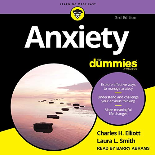 Anxiety for Dummies (3rd Edition) cover art