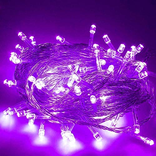 ZBM-ZBM Led-buitenverlichting, 100/200/300 m, 8 modi, 1000/2000/3000 LED, met stekker, feen, voor slaapkamer, binnen, buiten, tuin, kerstdecoratie, sprookjesachtige lampen
