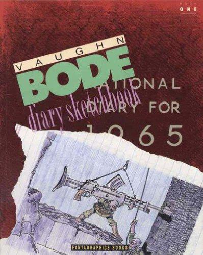 Vaughn Bode Diary Sketchbook: Book One