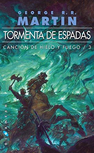 Tormenta de espadas (Canción de hielo y fuego nº 3) eBook: Martin ...