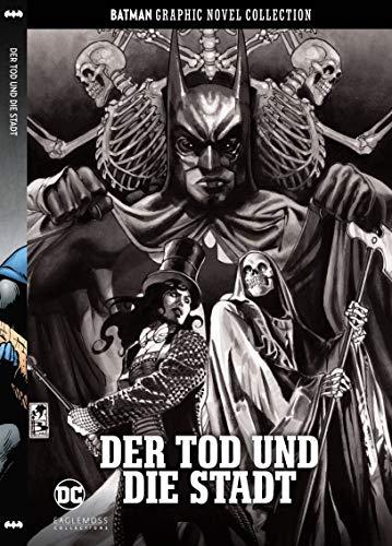 Batman Graphic Novel Collection: Bd. 45: Der Tod und die Stadt