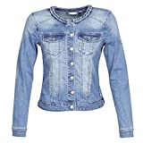 Visashi New Denim Jacket/1 Medium Blue Denim 36