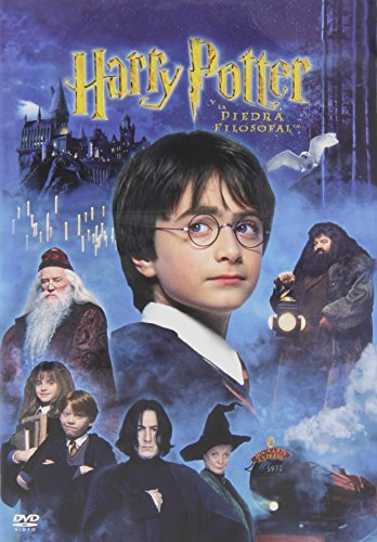 Harry Potter y la Piedra Filosofal [DVD]