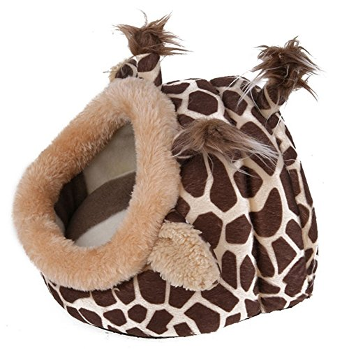 Hermosa cama de mascotas para animales pequeños, de WFZ17, para esquilo, hámster