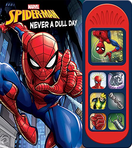 Marvel Spider-Man: Never a Dull Day