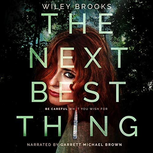 The Next Best Thing audiobook cover art