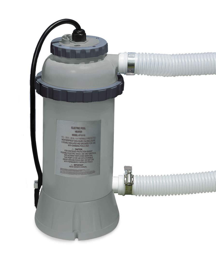 Intex 28684 - Calentador eléctrico para piscinas de hasta 457 cm ...