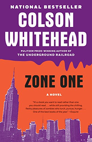 Zone One cover art