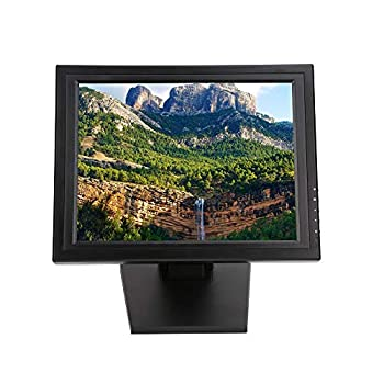 17 Inch Touch Screen,POS LCD Touch Screen Monitor for Retail Kiosk Restaurant Bar