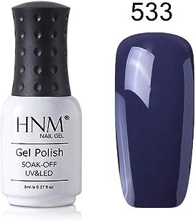 HNM ジェルネイル カラージェル 1色入り 8ml【全95色選択可】