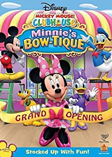 Mickey Mouse Club House: Minnie's Bow-Tique | DVD | Arabic & English