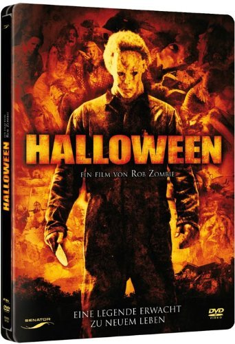 Rob Zombie's Halloween - Steelbook Edition (uncut) by Rob Zombie