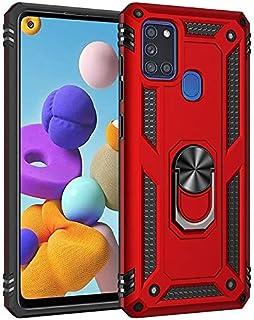 جراب جلدي - مخصص لهاتف Samsung Galaxy A51 A71 A90 5G A81 A91 M80S M60S M40S M30S A20S A10S A70 A50 A80 A41 A11A70E A31 M31...