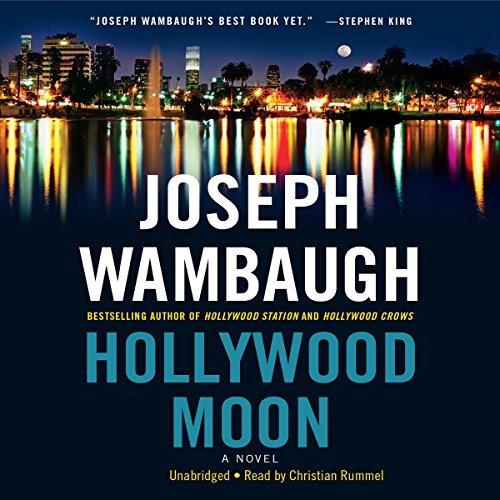 Hollywood Moon audiobook cover art