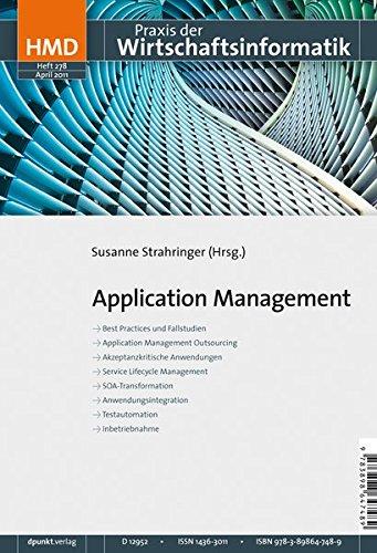 Application Management (HMD - Praxis der Wirtschaftsinformatik)