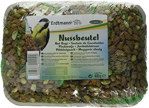 Erdtmanns Écrou de Sacs, 16 x 400 g