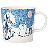 Iittala Moomin Mug 0,3L Crown Snow-Load