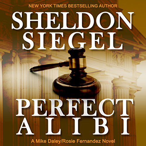 Perfect Alibi audiobook cover art