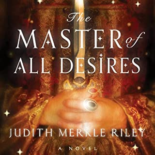 The Master of All Desires audiobook cover art