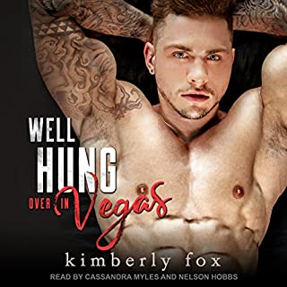 Well Hung Over in Vegas cover art