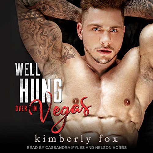 Well Hung Over in Vegas audiobook cover art