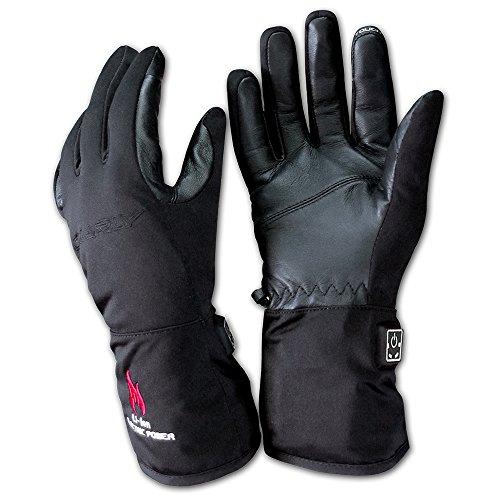 Charly LI-ION LIGHT, beheizbare Handschuhe / elektrisch beheizte Handschuhe mit Akku (L)