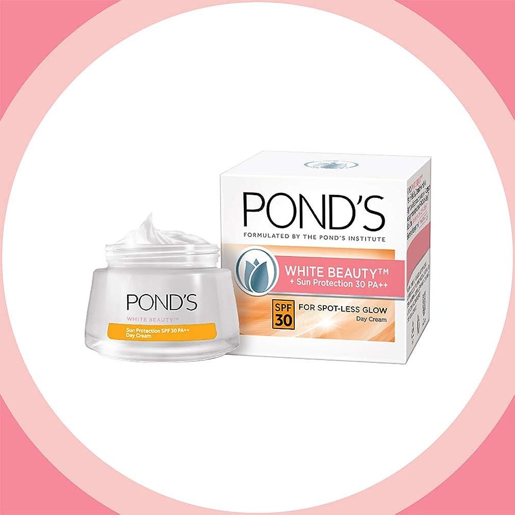 ロック解除ニュージーランド教育するPOND'S White Beauty Sun Protection SPF 30 Day Cream, 50 g