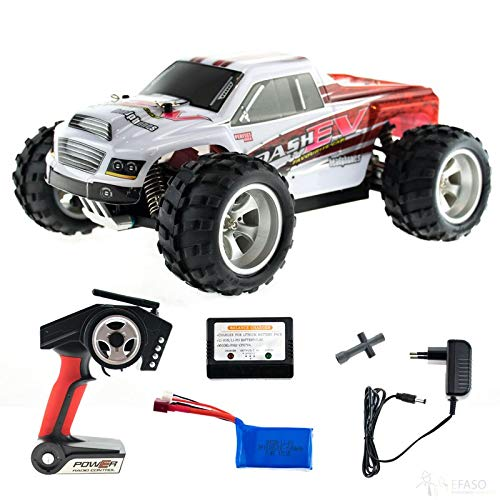 WLtoys A979-B 1/18 Skala 4WD 70 Kmh High Speed Elektro RTR Monster Truck RC Auto
