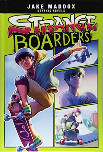 Strange Boarders (Jake Maddox Graphic Novels)