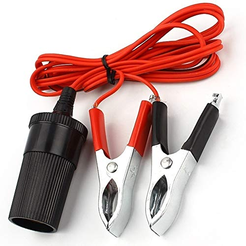 Affordable xiaoying 12V Car Jump Starter Connector Emergency Lead Booster Cable Battery Clamp
