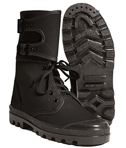 Mil-Tec Mil-Tec Franz. Commando Stiefel m.Schnalle schwarz Gr.38