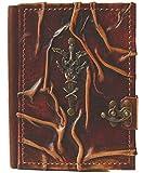 Cuaderno de piel 'Excalibur' | Diario, páginas en blanco |...