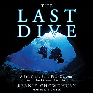 The Last Dive audiobook cover art