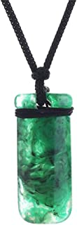 Justice League Aquaman Resin Necklace Pendant Cosplay Costume Props Jewelry - Green