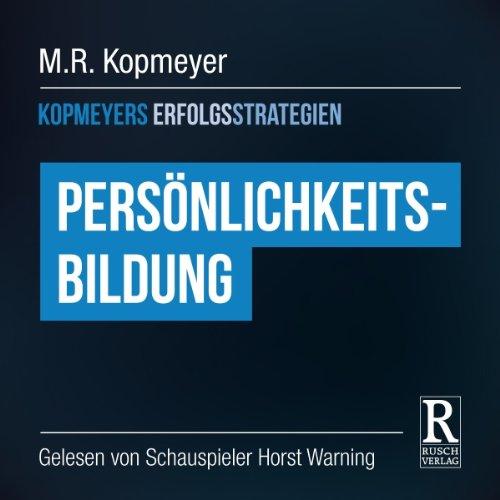 Persönlichkeitsbildung (Kopmeyers Erfolgsstrategien) Titelbild