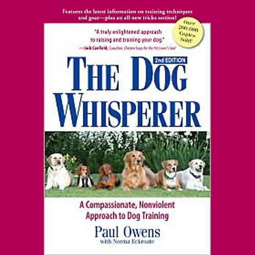 The Dog Whisperer audiobook cover art
