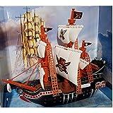 Piratas Barco Juguete de Diseo Realista/para nios a Partir de 3 Aos, 27x10x30 cm