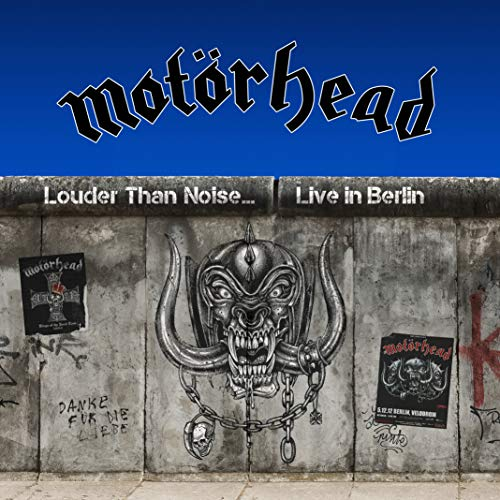 Motörhead - Louder Than Noise…Live In Berlin (2 Lp) [Vinilo]