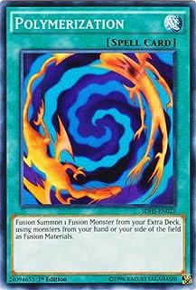 YU-GI-OH! - Polymerization (SDHS-EN023) - Structure Deck: Hero Strike - 1st Edition - Common