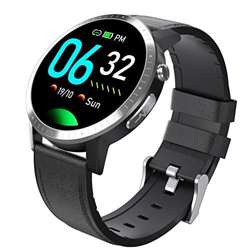 Rastreadores De Actividad A Prueba De Agua Smart Watch con Monitor De Frecuencia Cardíaca Y Sueño con Pantalla Táctil,A