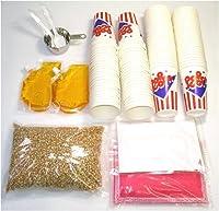 イベントポップセット100 イチゴミルクポップコーン材料