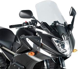 Pantalla Yamaha XJ6 2009 2010 2011 2012 XJ6 Diversion XJ6 Diversion F 600 2009 2010 2011 2012 2013 Realzado pantalla Kappa color ahumado 10 cm más alto que el original
