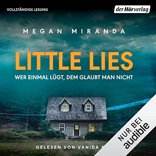 Little Lies (German edition) cover art