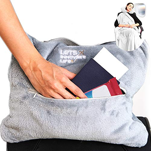 Top 10 fleece travel blanket airplane for 2020