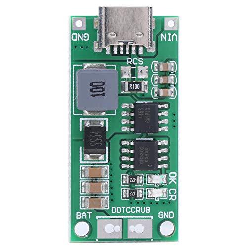 Kuuleyn Módulo Cargador de batería de Iones de Litio, Tarjeta de Cargador de batería de Iones de Litio de Litio Boost DDTCCRUB 2S-1A